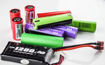 Vaping Battery Safety #1
