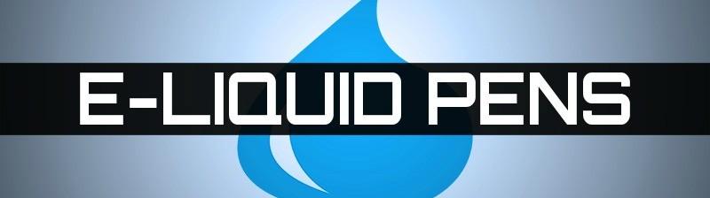 E-Liquid Vape Pens