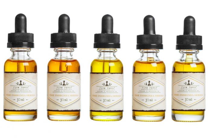Five Pawns E-Liquid Line