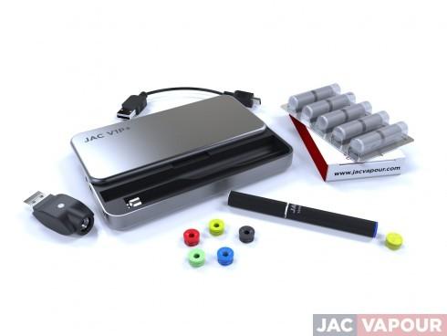 JAC Vapour V1P PCC Kit Content