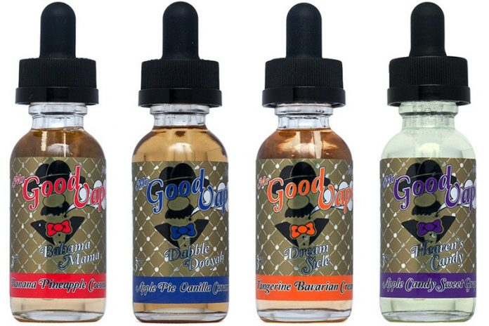 Mr Good Vape E-Liquid