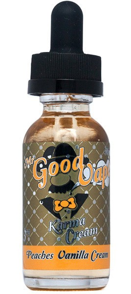 Mr Good Vape Karma Cream