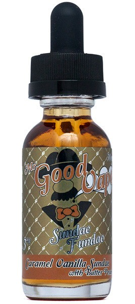 Mr Good Vape Sundae Fundae
