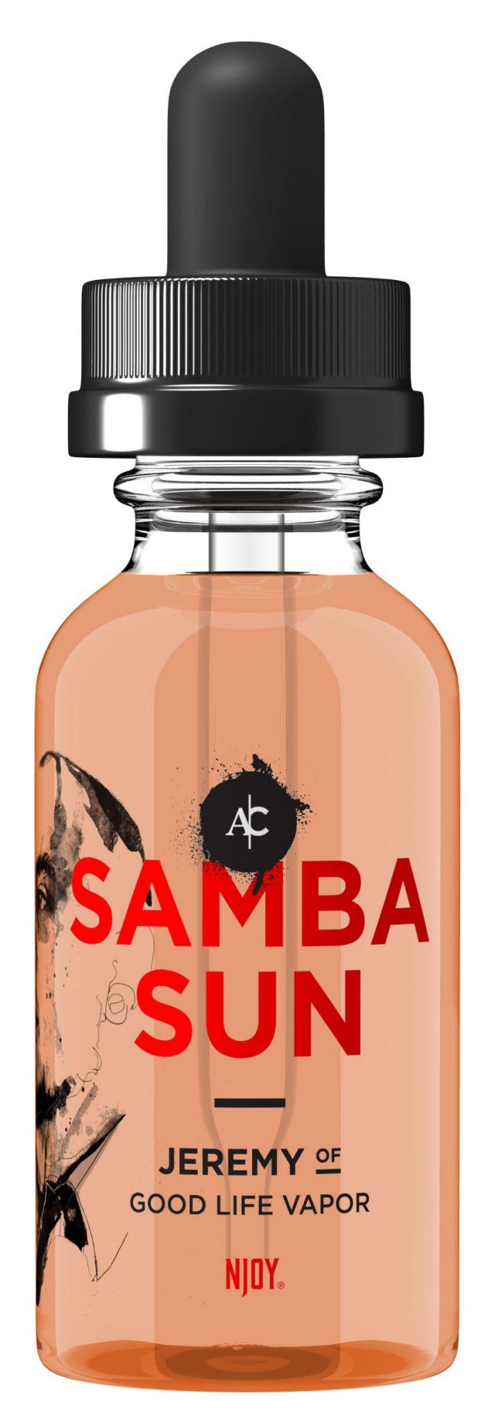 "NJOY Artist Collection ""Samba Sun"""