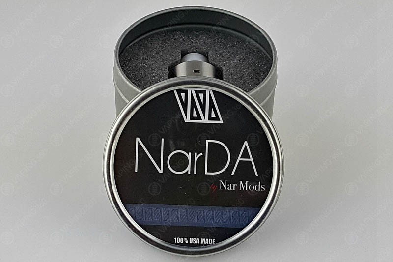 NarDA Packaging
