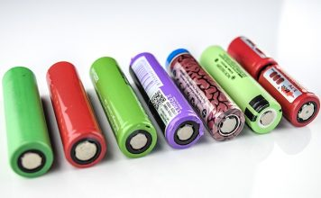 18650/18350 Batteries