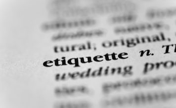 Vaping Etiquette