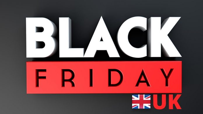 Black Friday & Cyber Monday Deals UK