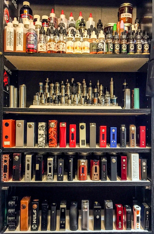 VapnFagan's Hoard Cupboard