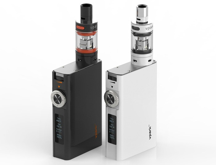 V-Box 150W TC Black/White