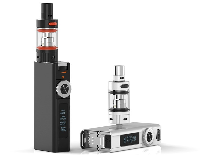 V-Box 50W TC Black/White
