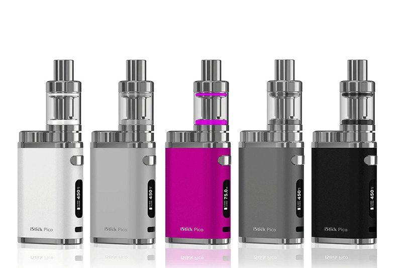 iStick Pico Color Variations