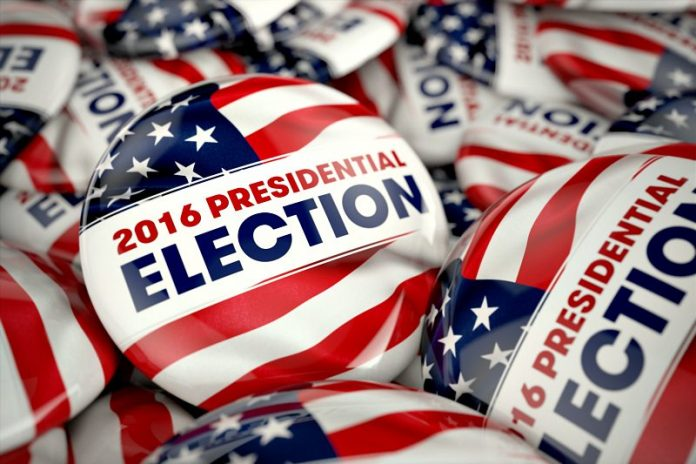 2016 Presidential Election USA