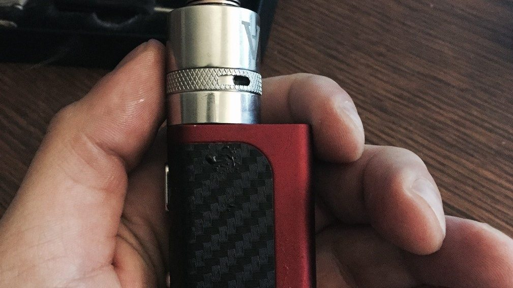 April Handcheck Dave Kriegel