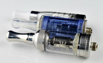 Aspire Nautilus Mini & Vision Vivi Nova & CE4 Clearomizer