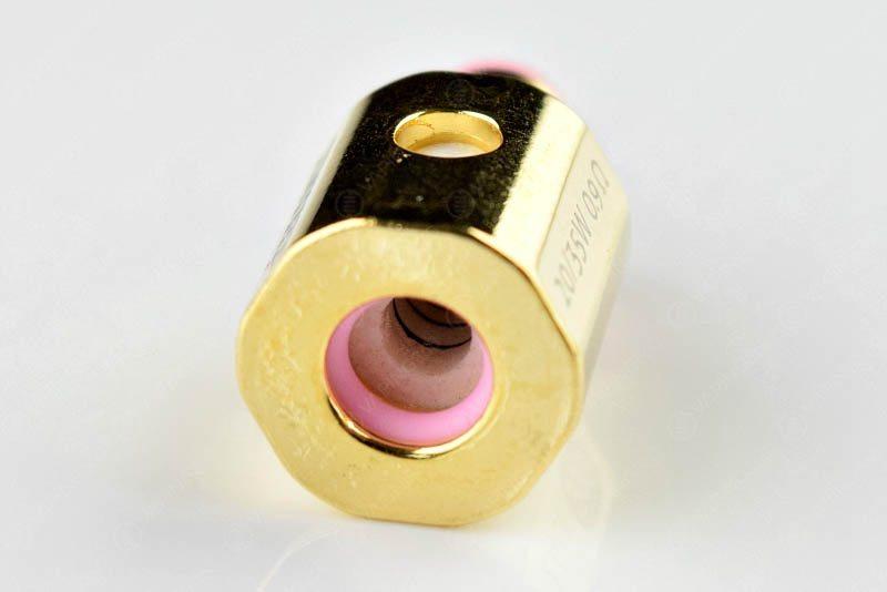 Atom Vapes GCeramic Coil Inside