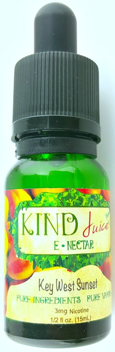 Kindjuice eLiquid Key West Sunset