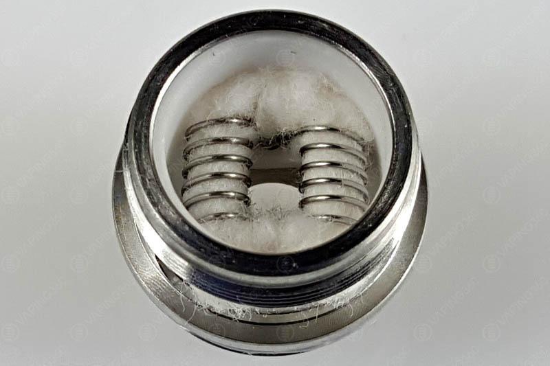 UD Simba Dual Ceramic Coil