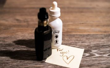 Vaping-device-and-e-liquid