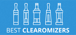 Best Vape Tanks and Clearomizers