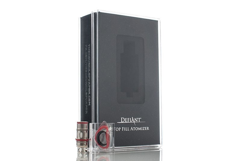 Council of Vapor Defiant Packaging