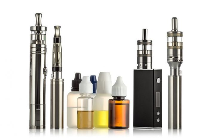 Are electronic cigarettes used for drugs