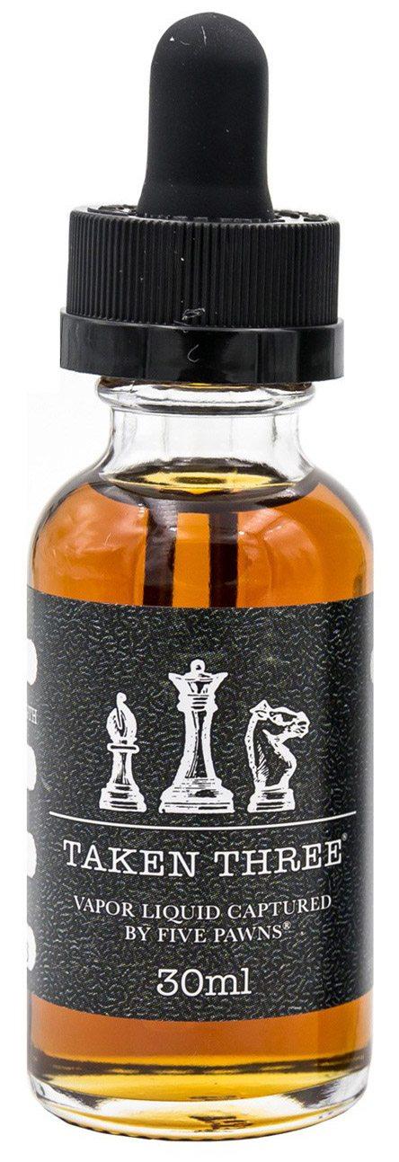 Five Pawns Taken Three E-Liquid Brevity