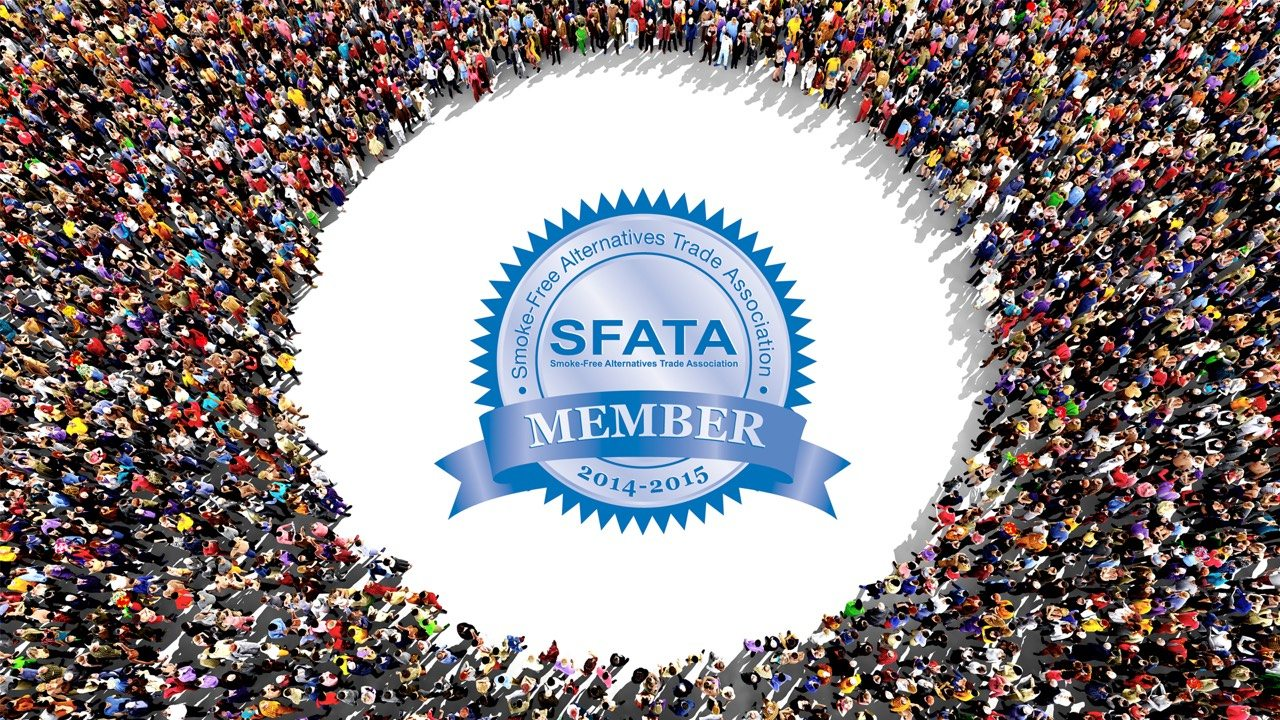 SFATA (Smoke Free Alternative Trade Association)