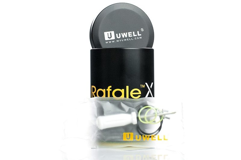Uwell Rafale X RDA Packaging