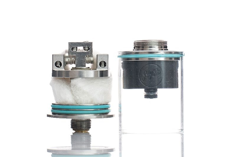 Wismec Theorem RTA Back Deck