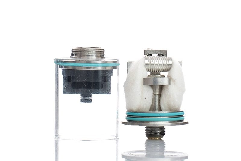 Wismec Theorem RTA Front Deck