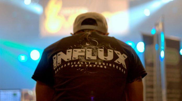 Influx E-Juice JJ