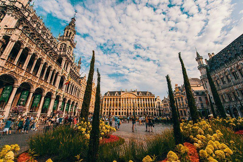 A Billion Lives - Brussels