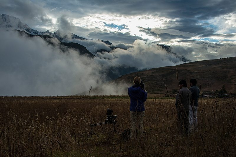A Billion Lives - Filming in South America