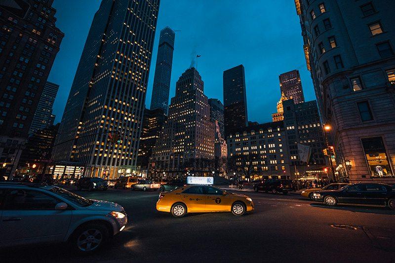 A Billion Lives - New York City