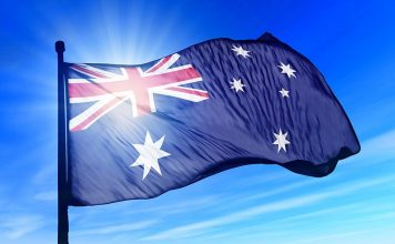Austrailian Flag