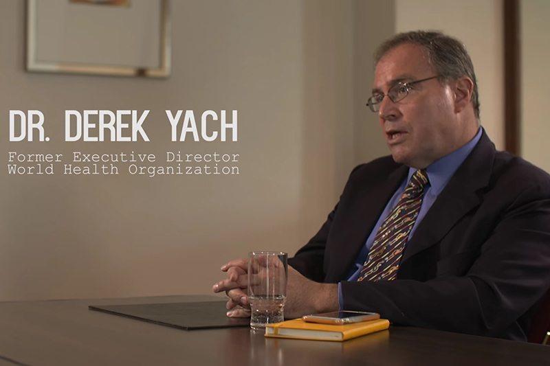 Dr. Derek Yach