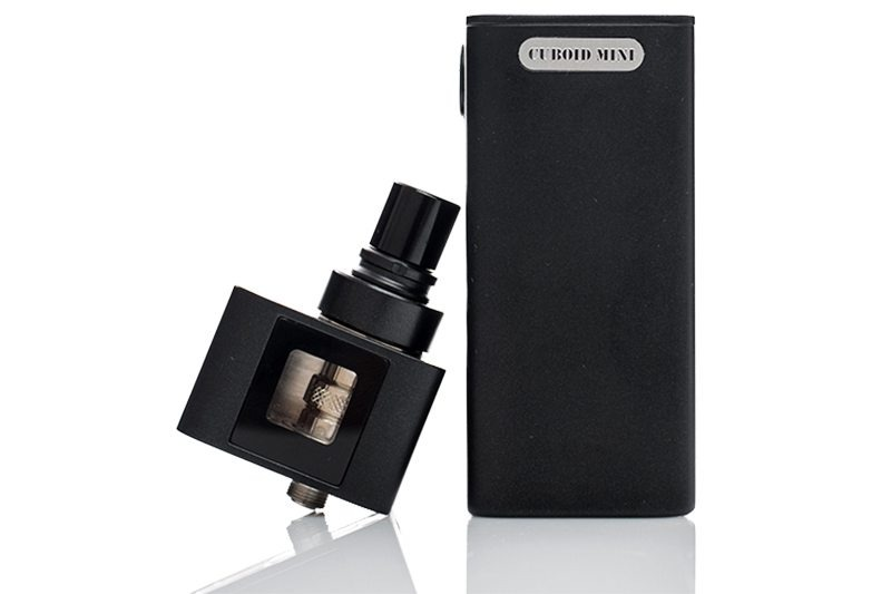 Joyetech Cuboid Mini Tank Window