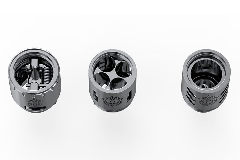SMOK TFV-8 Coils Top View