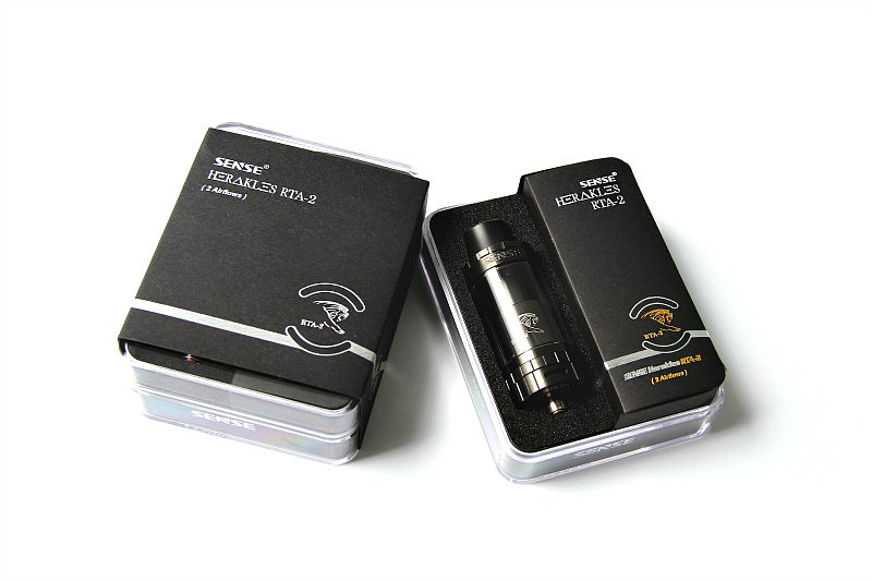 Sense Herakles RTA-2 Packaging