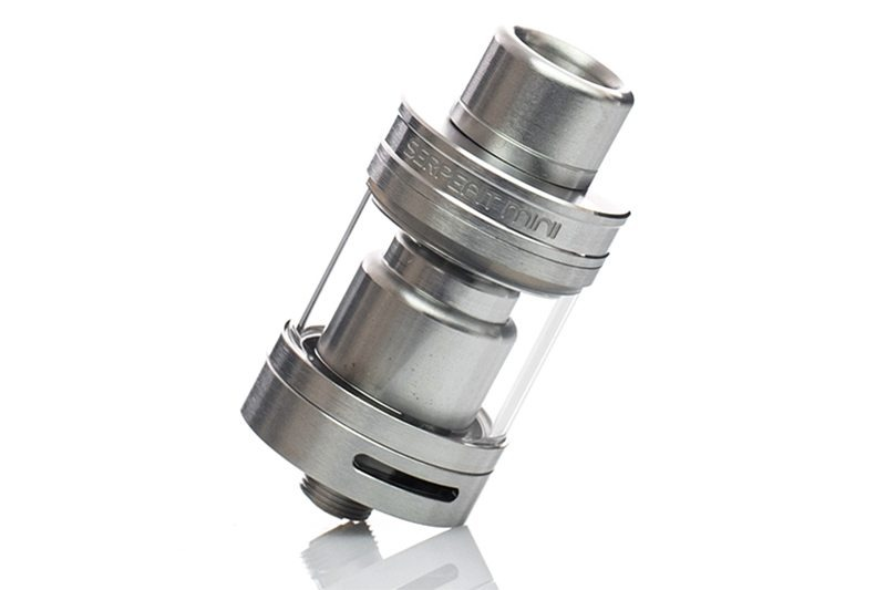 Wotofo Serpent Mini RTA Silver Edition