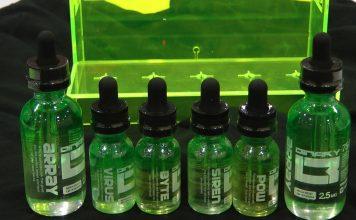 Binary E-Liquid By Vapor Hub