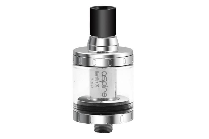 Aspire Quad-Flex RDTA Nautilus X mode