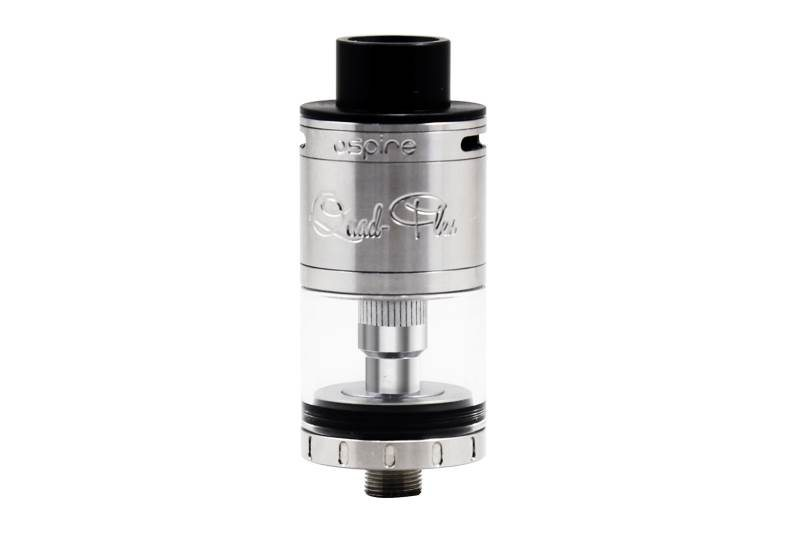 Aspire Quad-Flex RDTA genesis mode