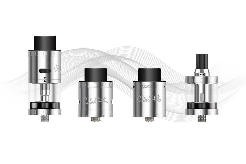 Aspire Quad-Flex RDTA modes