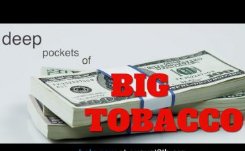 Big Tobacco Deep Pockets