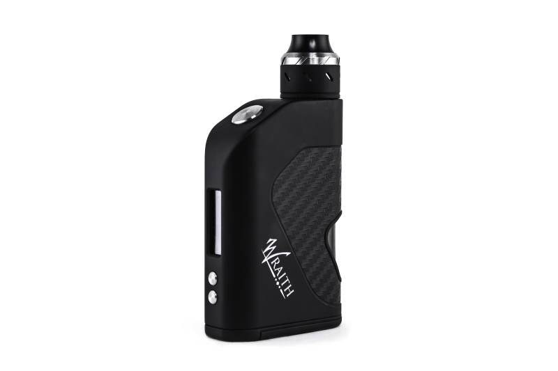 Council of Vapor Wraith box mod black