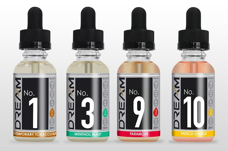 Dream Smoke E-Liquid