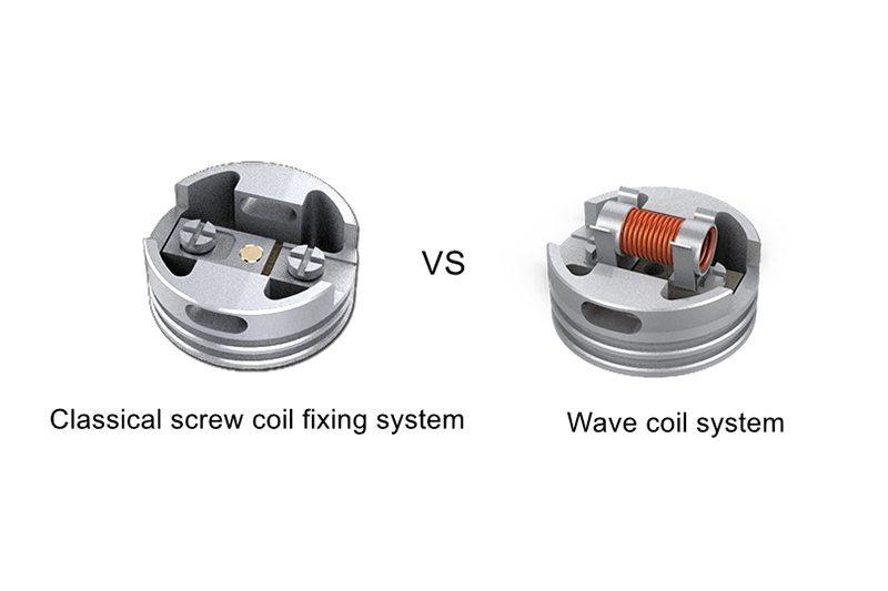 Focusecig Wanko RDA Coil System