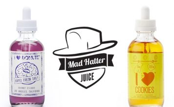 Mad Hatter E-Liquid